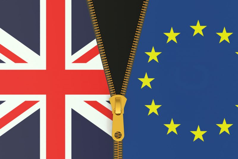 Brexit - UK and EU parting